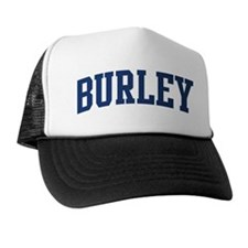 BURLEY design (blue) Trucker Hat