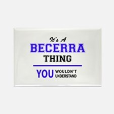 It's BECERRA thing, you wouldn't understan Magnets