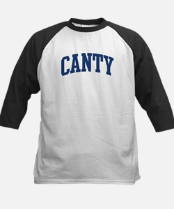 CANTY design (blue) Tee