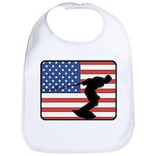 American Wakeboarding Bib