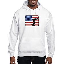 American Wakeboarding Hoodie