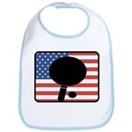 American Table Tennis Bib