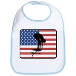 American Swimming Bib