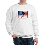 American Swimming Sweatshirt