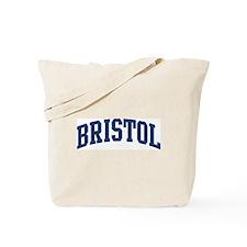 BRISTOL design (blue) Tote Bag