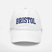 BRISTOL design (blue) Baseball Baseball Cap