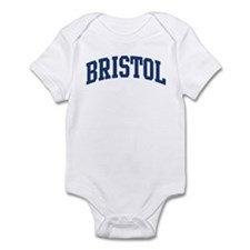 BRISTOL design (blue) Infant Bodysuit
