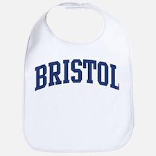 BRISTOL design (blue) Bib