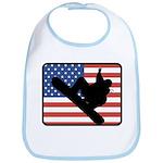 American Snowboarding Bib