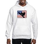 American Snowboarding Hooded Sweatshirt