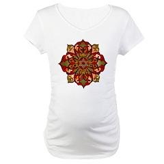 Red Hanukkah Mandela Shirt