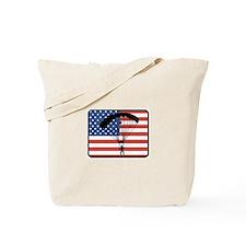 American Skydiving Tote Bag