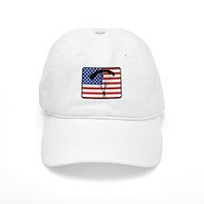 American Skydiving Baseball Cap