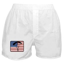 American Skydiving Boxer Shorts