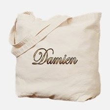 Unique Damien Tote Bag