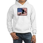 American Skiing2 Hooded Sweatshirt