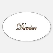 Cute Damien Decal