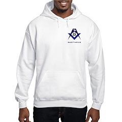 Masonic Sagittarius Sign Hoodie