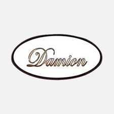 Gold Damion Patch