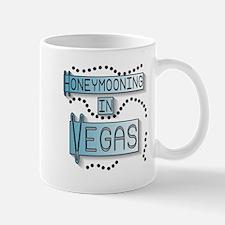 Blue Honeymoon Vegas Mug