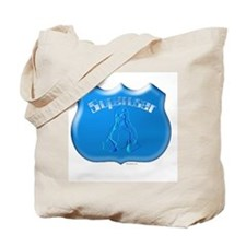 The power of the Superuser Tote Bag