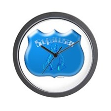 The power of the Superuser Wall Clock