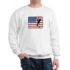 American Rock Climbing Sweatshirt