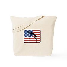 American Pole Vault Tote Bag
