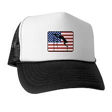 American Pole Vault Trucker Hat