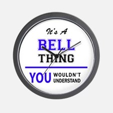 It's BELL thing, you wouldn't understan Wall Clock