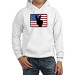 American Peace Hooded Sweatshirt