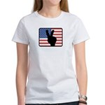 American Peace Women's T-Shirt