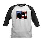 American Party Kids Baseball Jersey