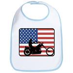 American Motocycle Riding Bib