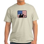 American Motocycle Riding Light T-Shirt