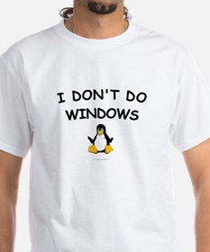I Don't Do Windows T-Shirt