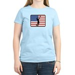 American Mens Volleyball Women's Light T-Shirt