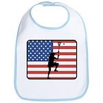 American Lacrosse Bib