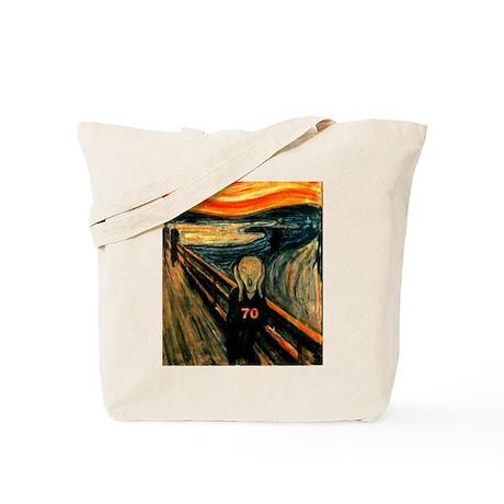 Scream 70th Tote Bag