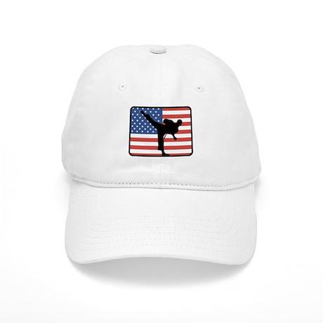 American Karate Cap