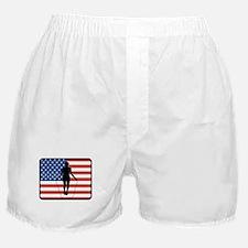 American Jump Rope Boxer Shorts
