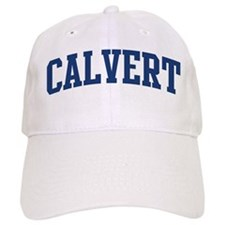 CALVERT design (blue) Baseball Cap