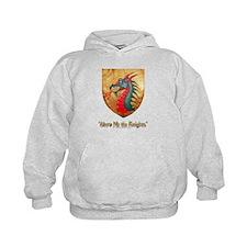 Dragon Shield Hoodie