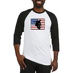American Inline Skating Baseball Jersey