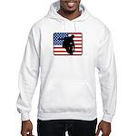 American Inline Skating Hooded Sweatshirt