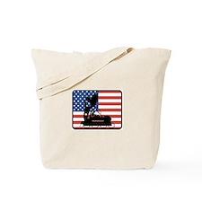 American Inline Skating  Tote Bag