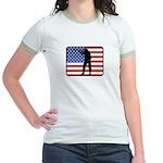 American Hunting Jr. Ringer T-Shirt