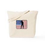 American Hunting Tote Bag