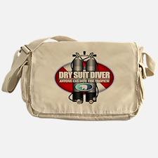 Dry Suit Diver (ST) Messenger Bag