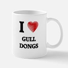 I love Gull Dongs Mugs